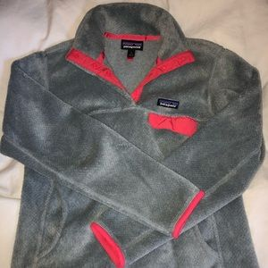 NWOT Patagonia Women's Snap-T Fleece Pullover